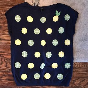 Lemon and Lime Sweater 🍋